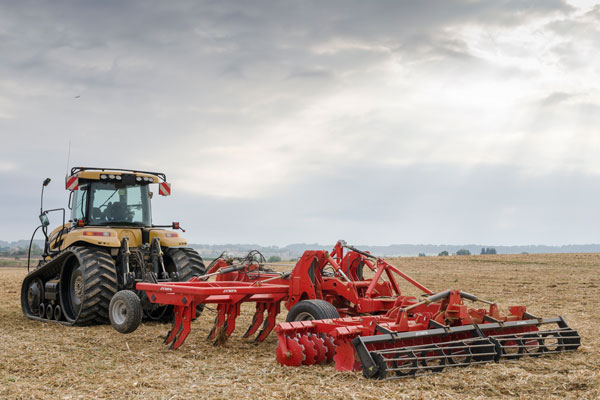 subsolador para tractores