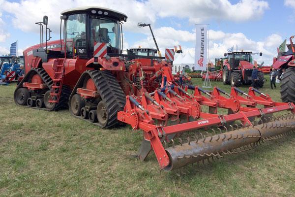 subsolador tractor gran potencia