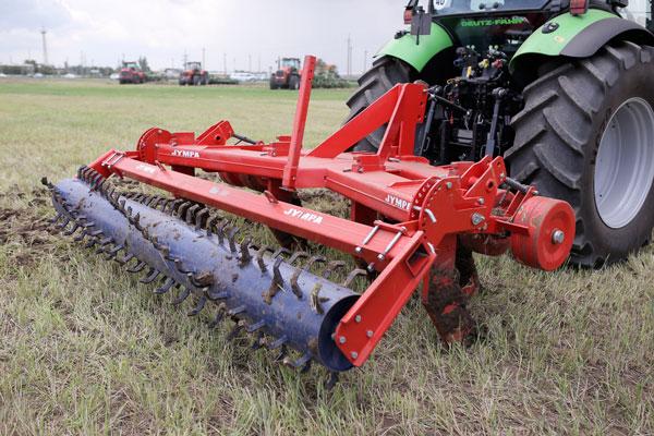 subsolador para tractor grande