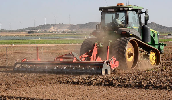 subsoladores tractores potentes